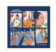 Tropical Mannschaft